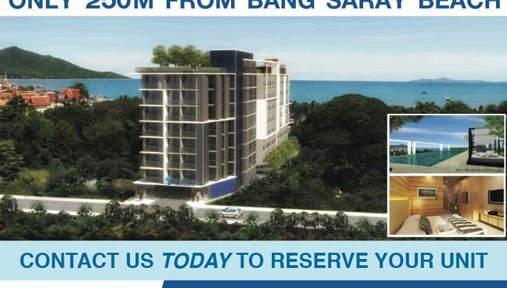 Sea Saran Condo – Bang Saray